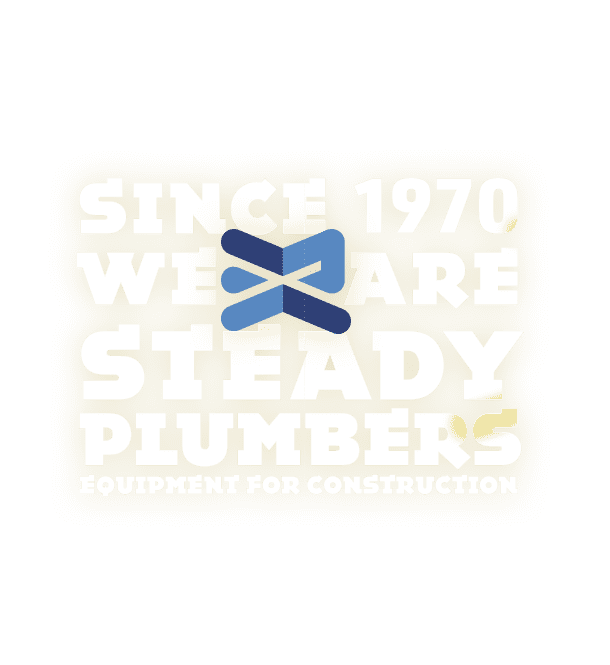 Since 1970, we are steady plumbers.